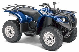 Yamaha Grizzly  Irs Lift Kit Install