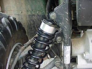 Suzuki Eiger Lift Kit